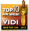 VIDI WEB TOP 100 - 2012