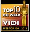 VIDI WEB TOP 100 - 2012