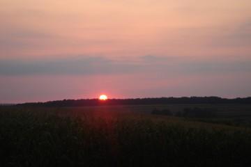 zalazak sunca velika pisanica