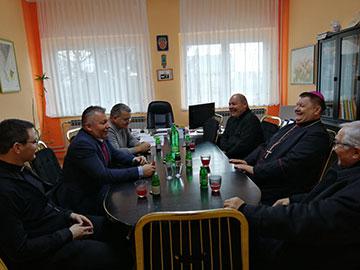 Posjet delegacija Bjelovarsko-križevačke biskupije