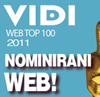 VIDI - Web Top 100 - 2011